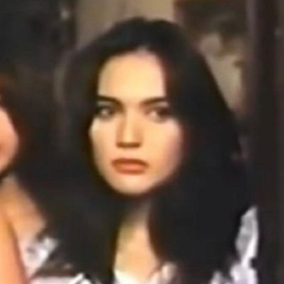 Sylvia Sanchez when she was a young leading lady