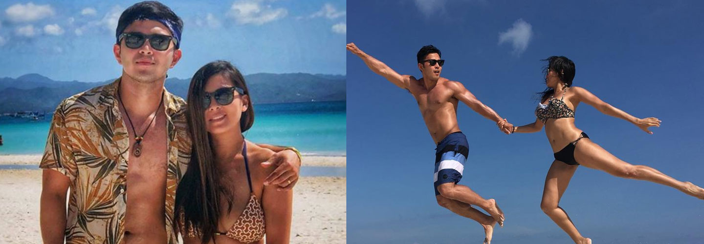 Sunshine garcia pamilya ko hot couple alex castro banana sundae star magic