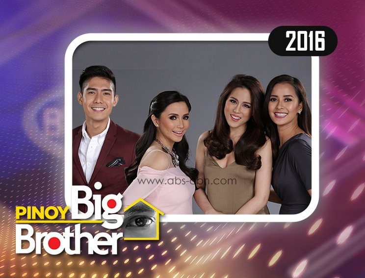 LOOK: Pinoy Big Brother hosts through the years (2005 to 2018)