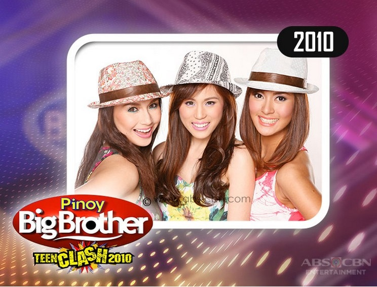 PBB Teen Clash of 2010: Toni Gonzaga, Mariel Rodriguez and Bianca Gonzales