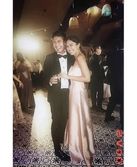 Photos of Robi Domingo with his girlfriend Maiqui Pineda
