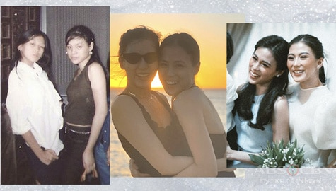 The best Tata! Toni Gonzaga with her good sister Alex