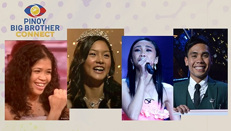 IN PHOTOS: Pinoy Big Brother Winners Through The Years