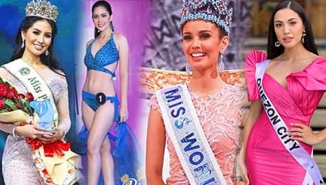 TINGNAN: llan sa mga dating PBB Housemates na naging beauty queen!