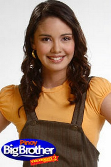 """Megan Young:  Pinoy Big Brother: Celebrity Edition 2's """"The Princess of Charm"""" (2008)"""