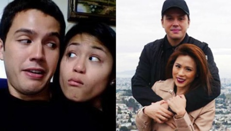Photos of Toni Gonzaga with her husband Paul Soriano