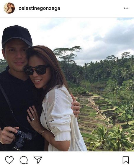 PICTURES! Rare moments of Toni Gonzaga with her partner for life