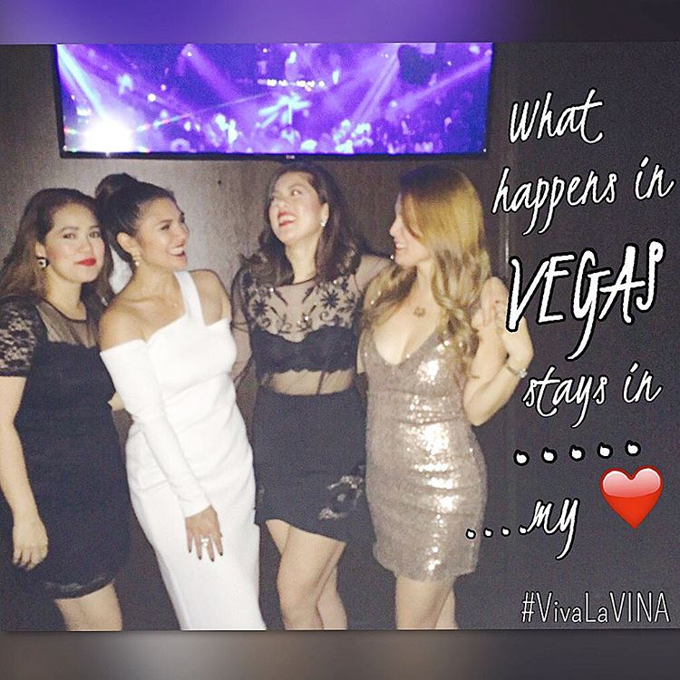 IN PHOTOS: Vina Morales with her equally gorgeous sisters