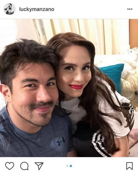 Jessy Mendiola with her lovable boyfriend of 3 years
