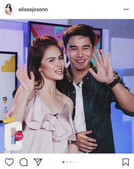 IN PHOTOS: Elisse Joson with her one great love