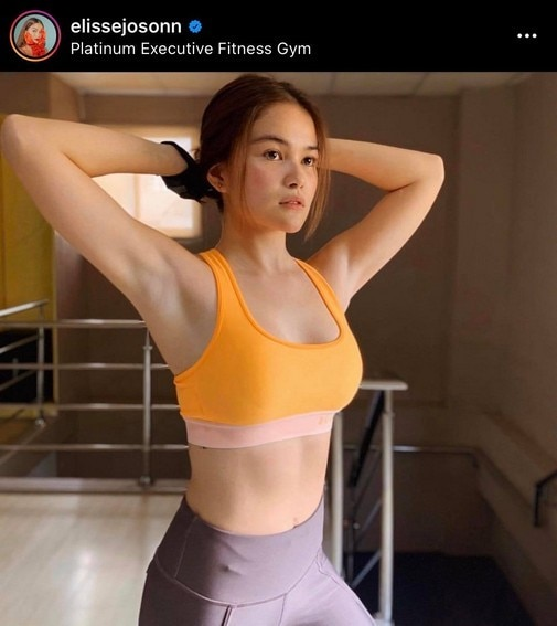 LOOK: Elisse Joson with her click-worthy sexy photos