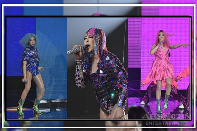 IN PHOTOS: Team Vice's showstopping performance that moved everyone to tears