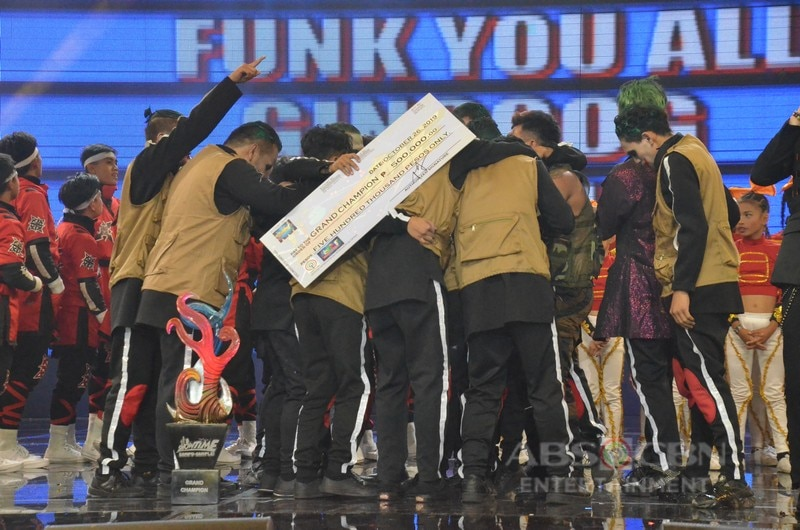 WINNING MOMENTS: J Crisis named Classic Showtime's Grand Winner