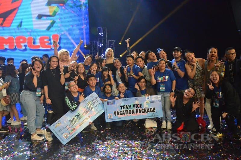 WINNING MOMENTS Team Vice Ganda is Magpasikat 2019 Grand Champion