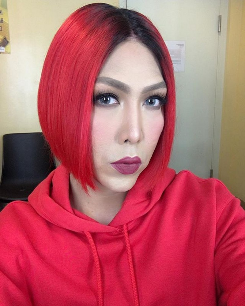 "LOOK! Vice Ganda's scintillating, evolving ""hair story"" that thrilled and inspired the madlang people"
