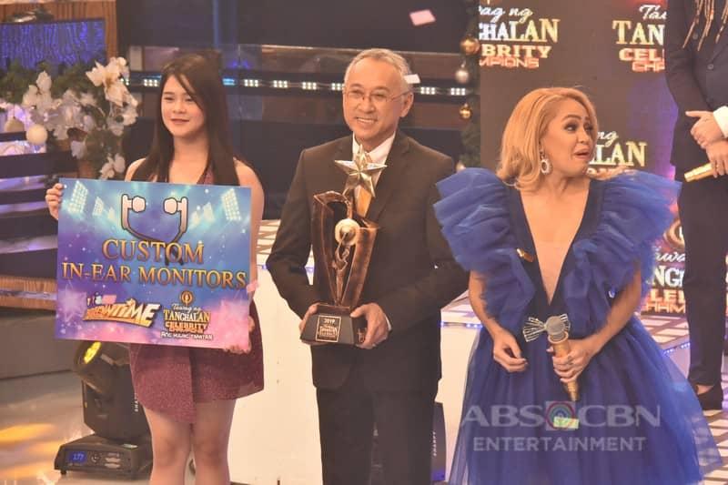 IN PHOTOS: Tawag Ng Tanghalan Celebrity Champions Ang Huling Tapatan