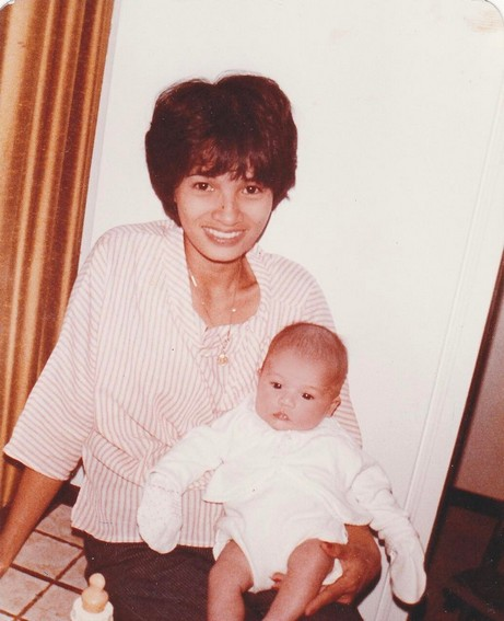 Baby pictures ni Anne Curtis