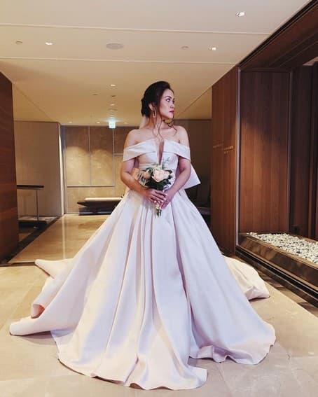 Vhong marries Tanya