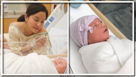 IN PHOTOS: Meet Mariel and Robin's baby Maria Gabriela