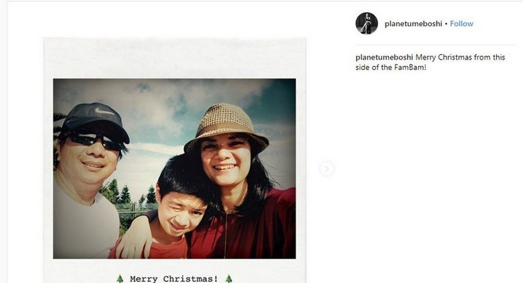 Photos of Meryll Soriano with her Daddy Willie