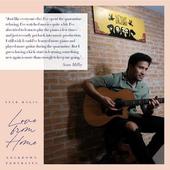 "Kapamilya stars inspire through stories of love in ""Star Magic: Love From Home"""
