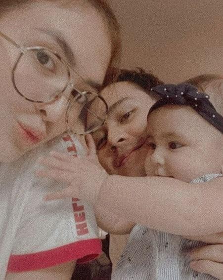 LOOK: 14 Photos of Sofia Andres enjoying her motherhood journey with Baby Zoe