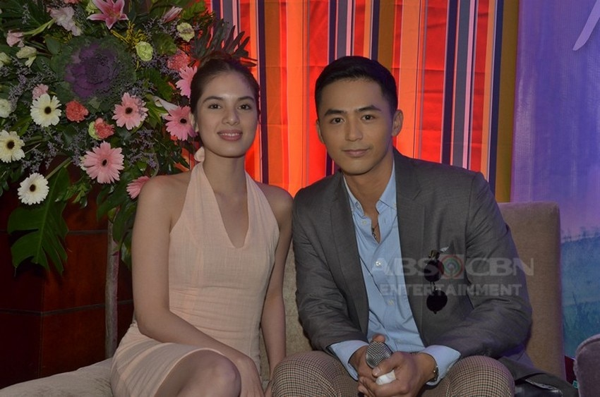Check out Michelle Vito and Enzo Pineda's sweet moments together!