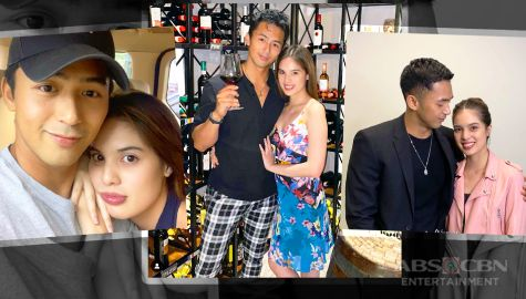 IN PHOTOS: What's the real score between Michelle Vito and Enzo Pineda