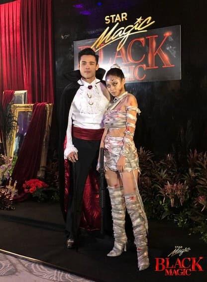 THROWBACK: Kapamilya Stars' oddest, scariest costumes that wowed us on Star Magic's Halloween Ball last year!