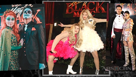 IN PHOTOS: A look back at the Star Magic Black Magic Halloween Ball in 2019
