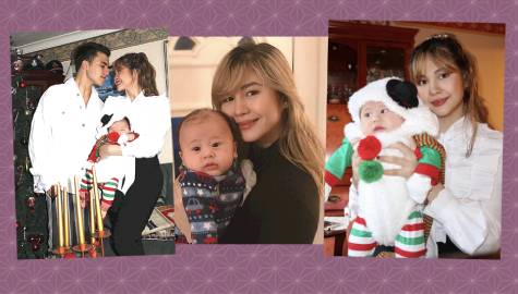 IN PHOTOS: A glimpse of Janella Salvador's life as a young mom