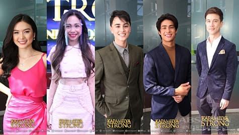 Star Magic artists who still remain Kapamilyas at the #KapamilyaStrong event