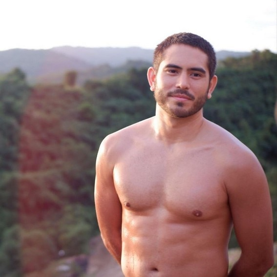 Gerald Anderson good looks