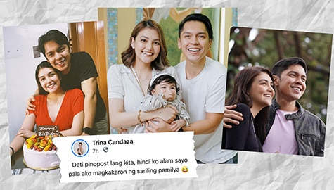 LOOK: Sweet photos of Carlo Aquino with his non-showbiz girlfriend
