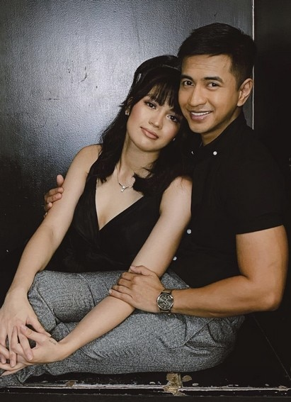 """Jane Oineza with her """"source of happiness""""!"""
