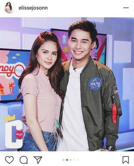 McCoy and Elisse' sweetest photos