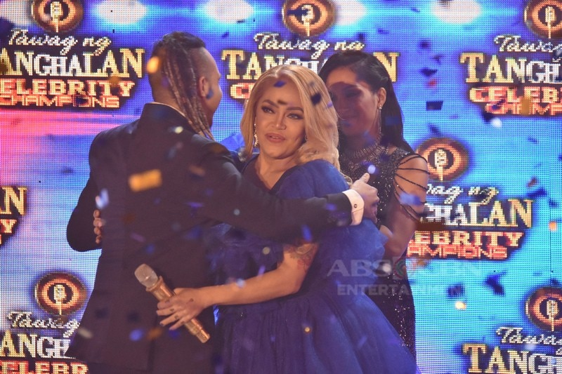 WINNING MOMENTS: Ethel Booba hailed as Tawag Ng Tanghalan Celebrity Grand Champion