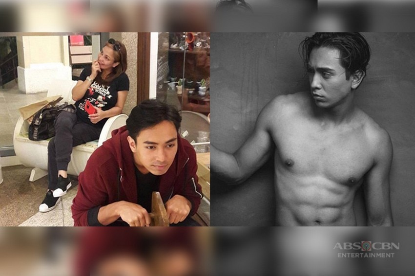 LOOK: Meet the macho gwapito son of Eula Valdez