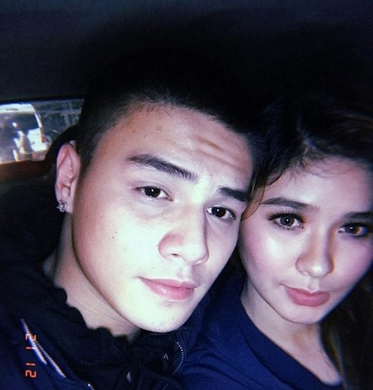 Photos of Loisa Andalio with her boyfriend Ronnie Alonte
