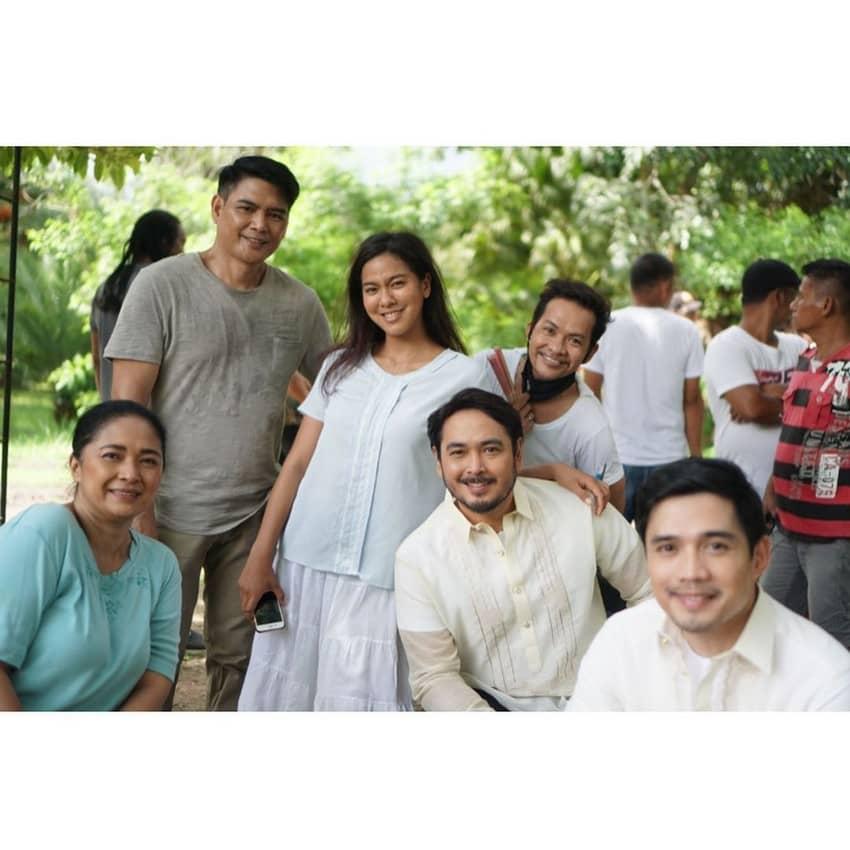 The Killer Bride cast bonding moments
