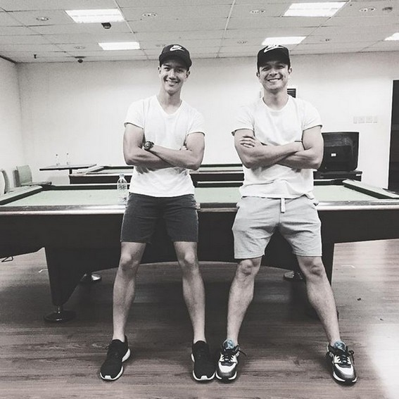 IN PHOTOS: Jericho Rosales with his equally handsome son