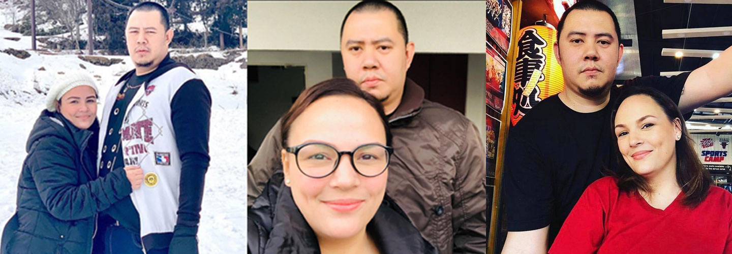 IN PHOTOS: Matet De Leon with her loving husband for life