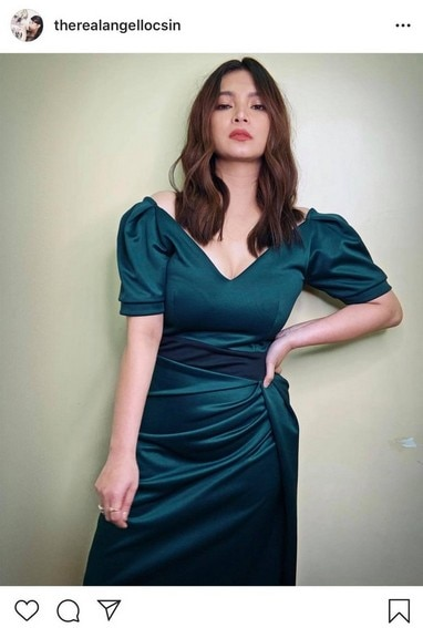 Sexy pictures of Filipina Actress Angel Locsin captured over the years