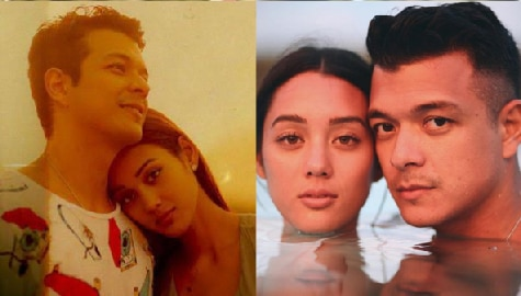 Photos of Jericho Rosales with his wife Kim Jones