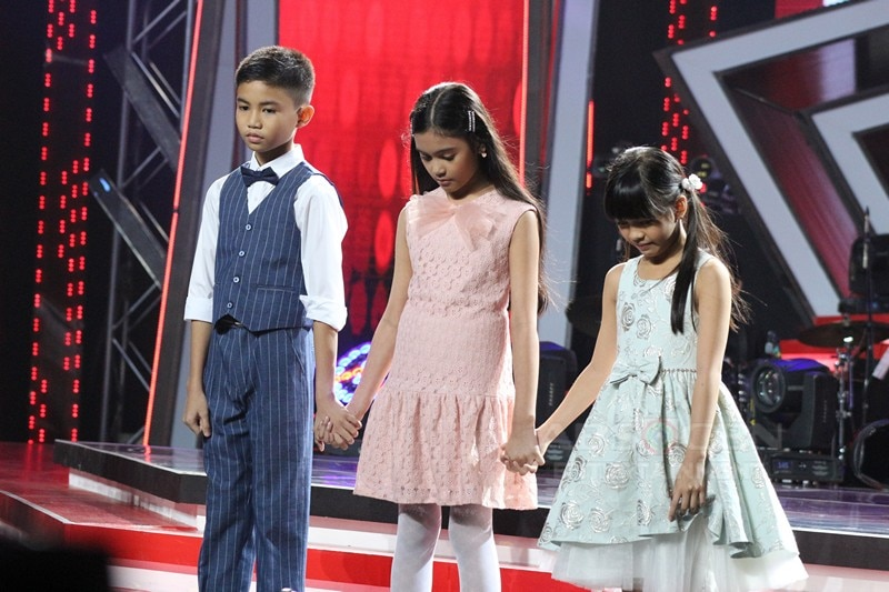 IN PHOTOS: The Voice Kids Philippines Season 4 Semifinals
