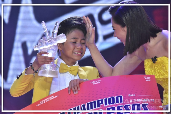 IN PHOTOS: Vanjoss Bayaban of Team Sarah Winning Moments