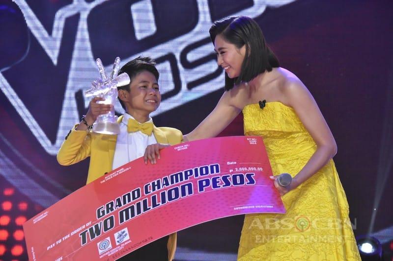 IN PHOTOS: Vanjoss Bayaban of Team Sarah Winning Moments