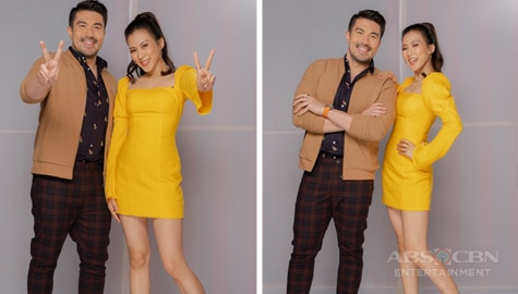 IN PHOTOS: The Dynamic Duo Pictorial for The Voice Teens 2020