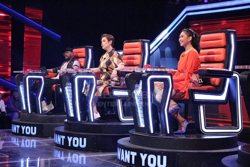 PICTURES! Here's what happened at Day 2 of Blind Auditions | The Voice Teens 2020