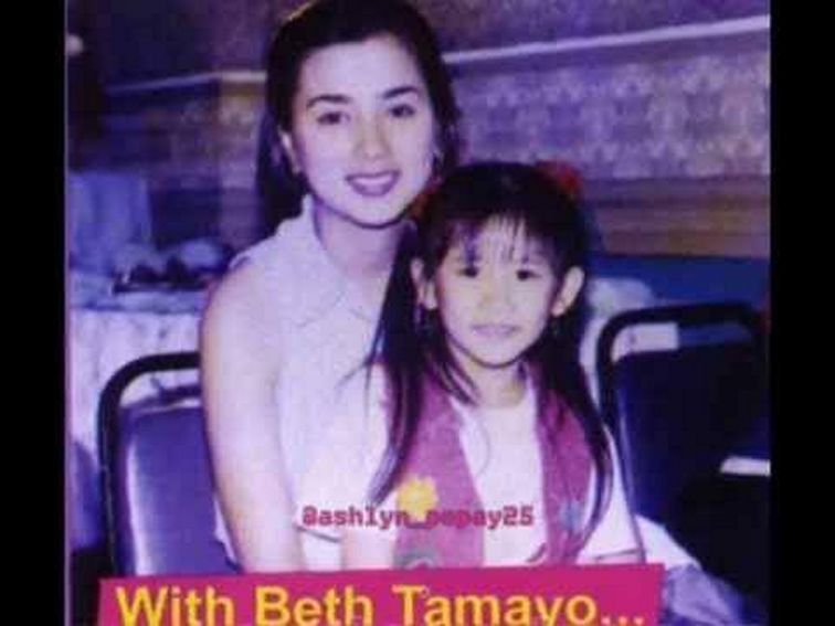 Photos Sarah Geronimo before she was famous